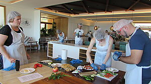 Matthias Hespe Hostal Spa Empuries workshop King tapas fredas 2